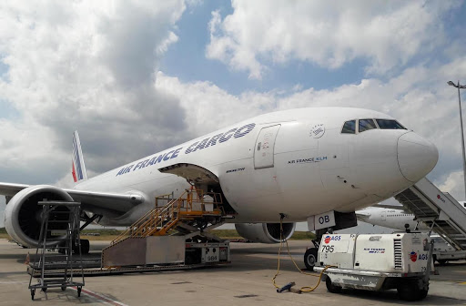 Avion et fret aérien